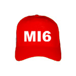 MI6 Cool Cap in red