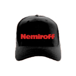Nemiroff Vodka Russian Cap