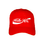 No BEER Funny Russian Cap in red