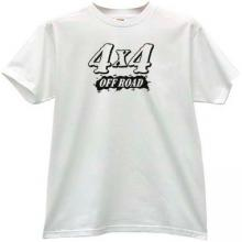 4x4 Off Road T-shirt 2