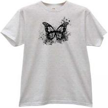 Butterfly Grunge Style T-shirt