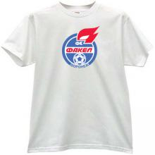 Football Club Fakel Voronezh Russian T-shirt