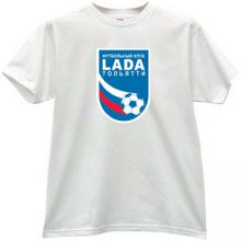 Football Club Lada Togliatti Russian T-shirt