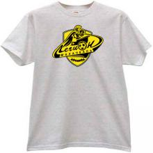 Legion-Dynamo Makhachkala Football Club T-shirt in gray