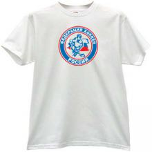 Ice Hockey Federation of Russia T-shirt