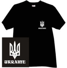 Ukraine T-shirt National Emblem of the Ukraine