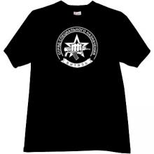 Vityaz Soviet and Russian special forces black T-shirt
