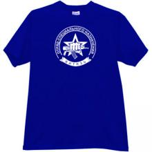 Vityaz Soviet and Russian special forces blue T-shirt