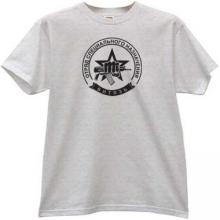 Vityaz Soviet and Russian special forces gray T-shirt