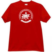 Vityaz Soviet and Russian special forces red T-shirt