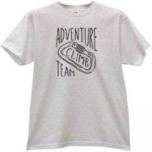 Adventure Climb Team Cool T-shirt