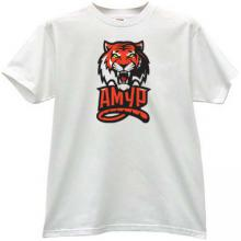 Hockey Club Amur Khabarovsk T-shirt