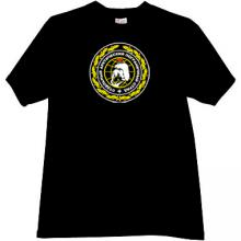 Arctic Border Guards T Shirt in black - Russian Soviet Army