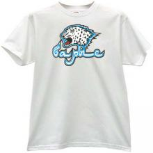 Barys Hockey Club T-shirt in white