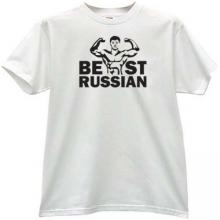New! Best Russian T-shirt