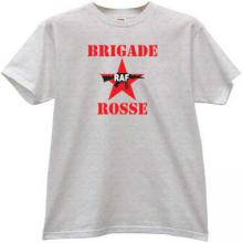 Brigade Rosse T-shirt in gray