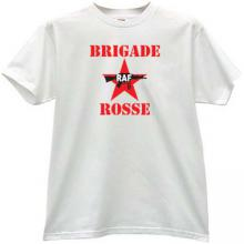 Brigade Rosse T-shirt in white