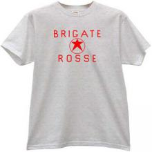 Brigate Rosse T-shirt in gray