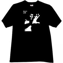 Bruce Lee T-shirt in black