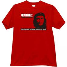 CHE GUEVARA- The Legend of National Liberation Army T-shirt