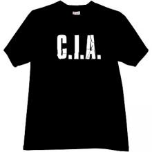 C.I.A. Cool T-shirt in black