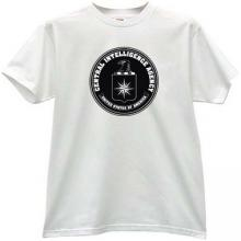 C.I.A.  LOGO Cool T-shirt