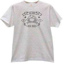 Crabs Seafood - Kuta Beach T-shirt