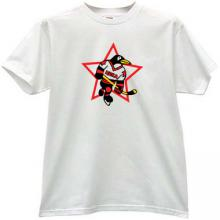 "Russian Hockey Club ""CSKA"" t-shirt"