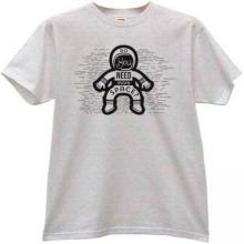 Do You Need More Space? Funny T-shirt in gray
