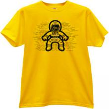 Do You Need More Space? Funny T-shirt in yellow