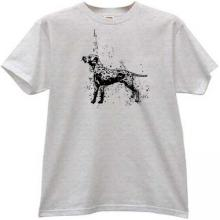 Dog Grunge Animal T-shirt