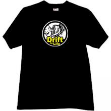 Drift for Life Cool T-shirt