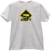 DRIFT T-shirt in gray