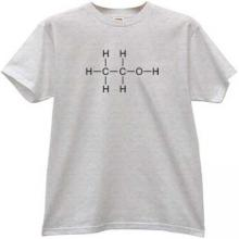 Ethanol T-shirt in gray