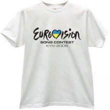 EUROVISION 2005 In Ukraine - Cool T-shirt