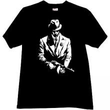 Gangster Cool Retro T-shirt