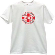 Georgian Football Federation (GFF) T-shirt