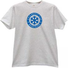 Russian Hockey Club Sibir Novosibirsk T-shirt in gray