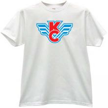 Krulya-Sovetov Hockey Club Russian T-shirt