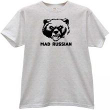 Mad Russian Bear Cool T-shirt