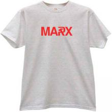 MARX T-shirt in gray