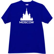 Moscow T-shirt in blue