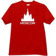 Moscow T-shirt in red
