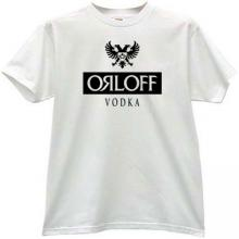 ORLOFF Russian Vodka T-shirt