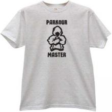 Parkour Master Cool T-shirt in gray