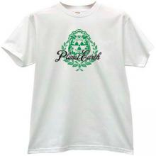 Planet Earth Cool T-shirt in white