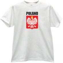 Coat of Arms of Poland Cool T-shirt