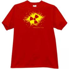 Radiologic Cool T-shirt in red