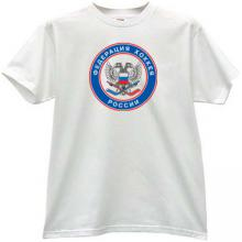 Russian Hockey Federation T-shirt