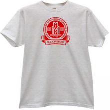 I.M. Sechenov First Moscow State Medical University T-shirt